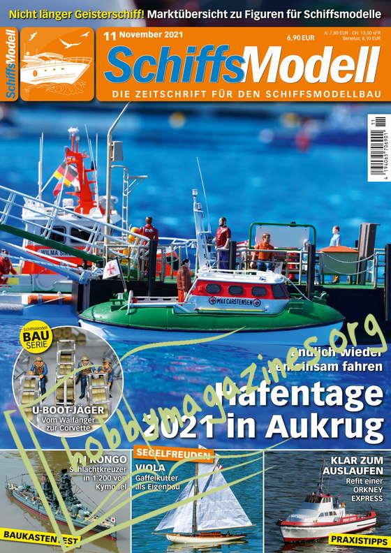 SchiffsModell - November 2021