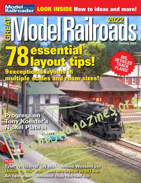 Great Model Railroads 2022