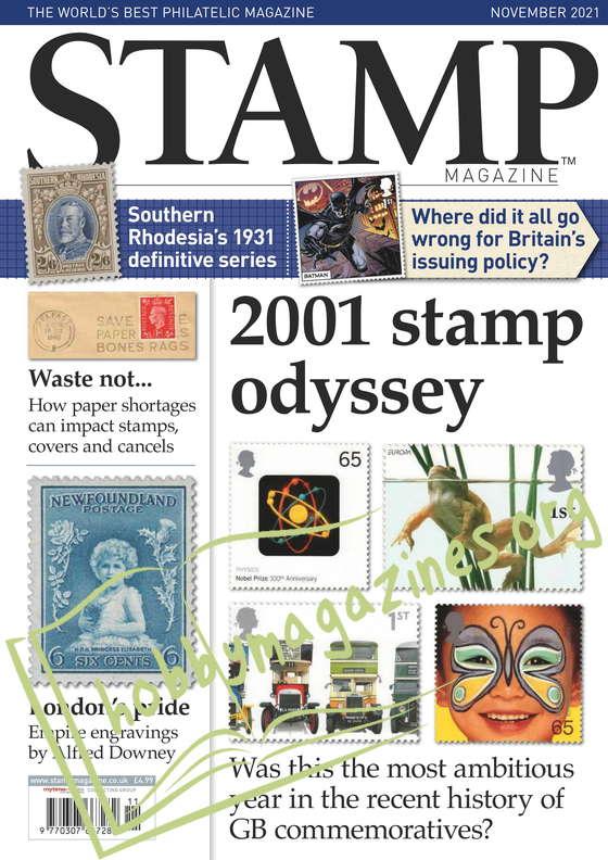 Stamp Magazine - November 2021