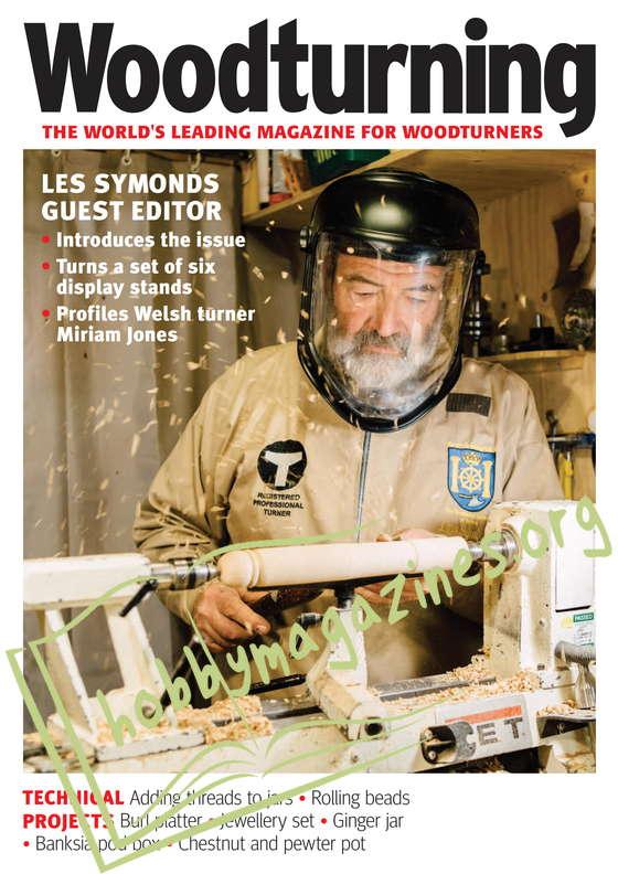 Woodturning Issue 362