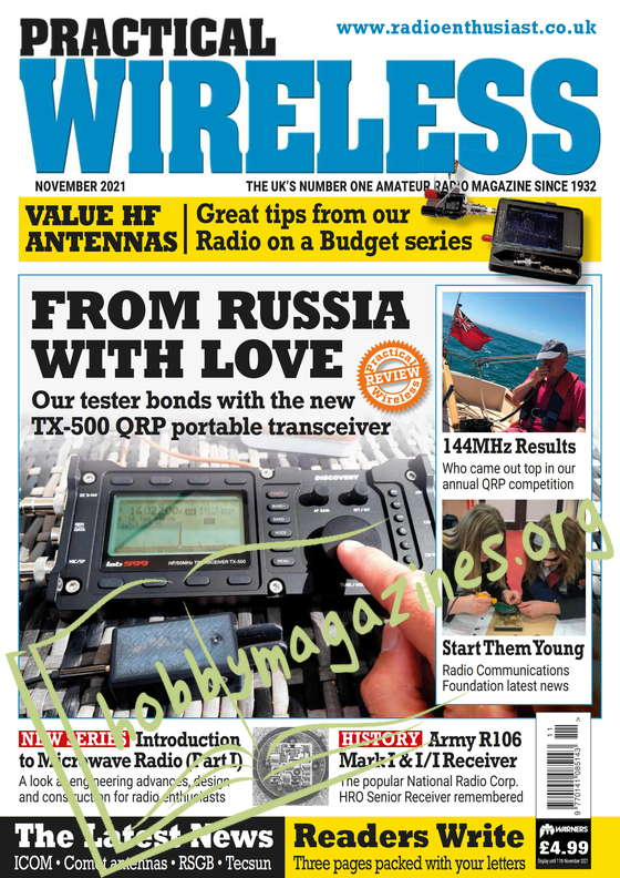 Practical Wireless - November 2021