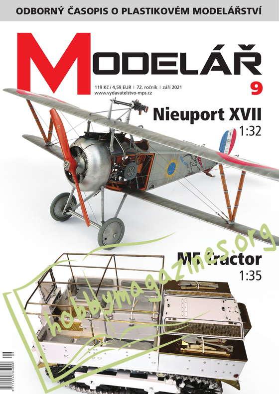 Modelář 2021-09