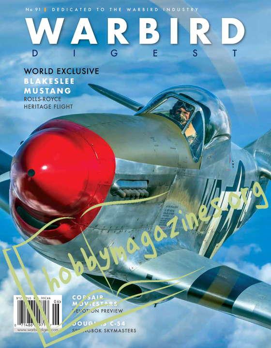 Warbird Digest Number 91