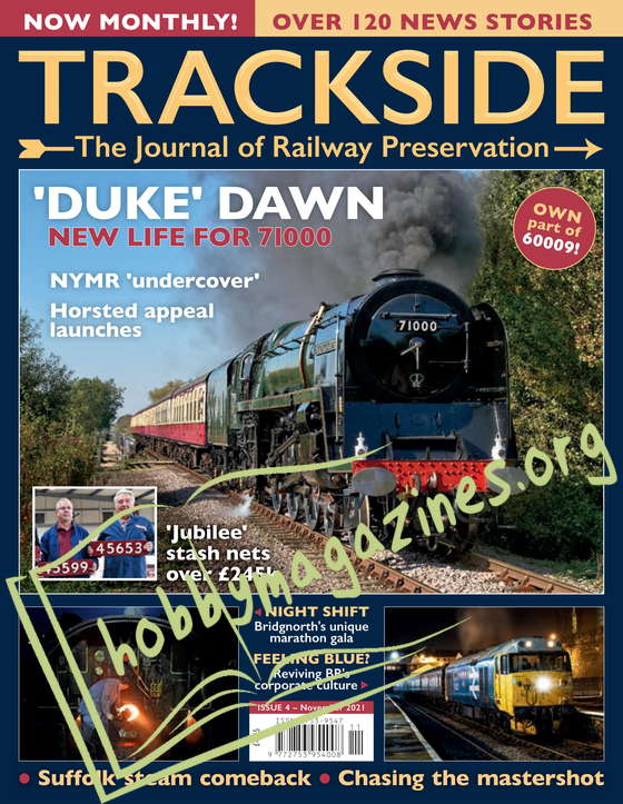Trackside - November 2021