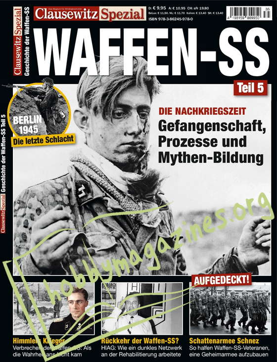 Clausewitz Spezial - Wafffen-SS Teil 5