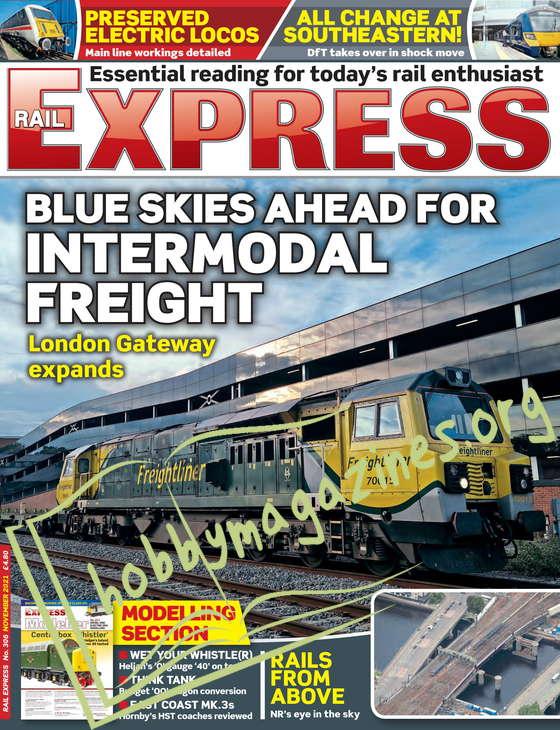 Rail Express - November 2021