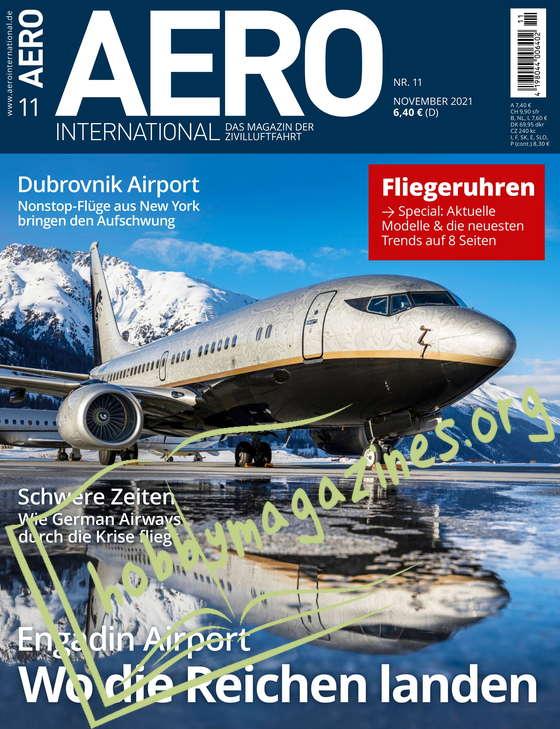 AERO International - November 2021
