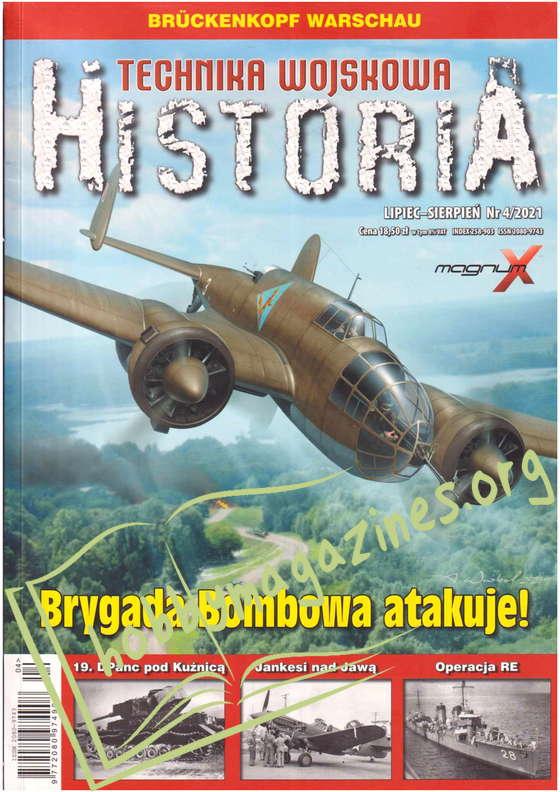 Technika Wojskowa Historia 2021-04
