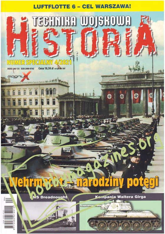 Technika Wojskowa Historia Numer Specjalny 2021-04