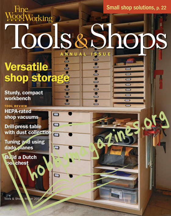 Tools & Shops Annual Issue Winter 2022