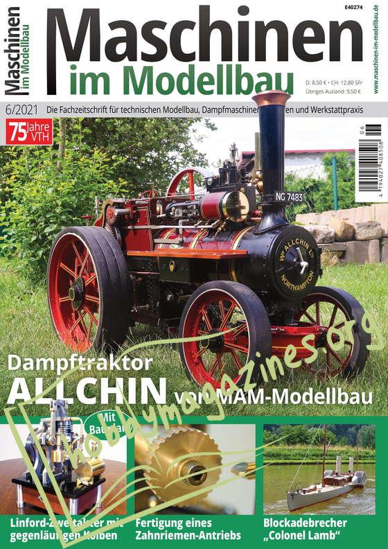 Maschinen im Modellbau 2021-06