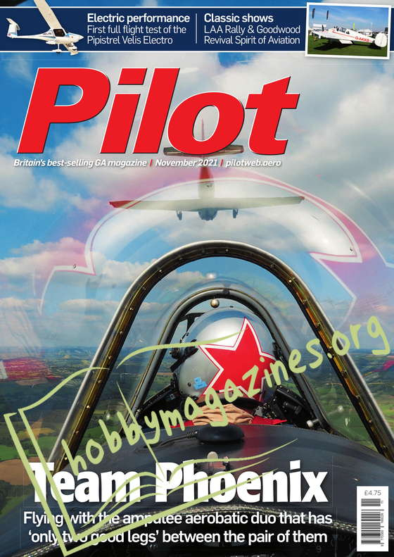 Pilot - November 2021